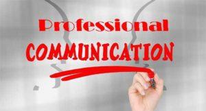 Professional Communication