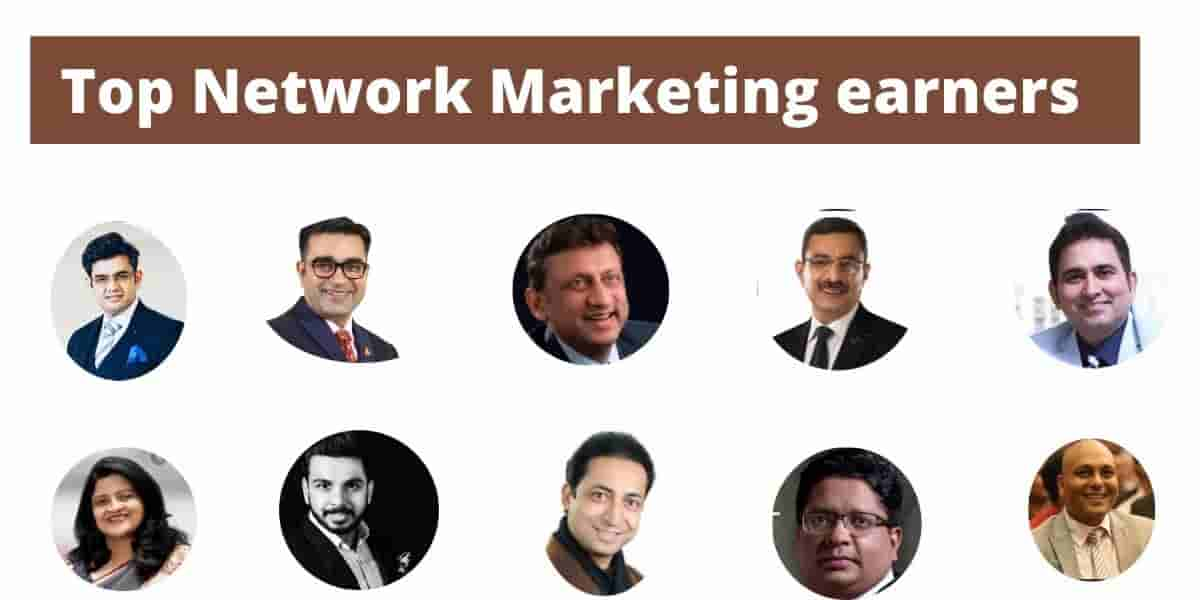 Top-10-earners-in-network-marketing-in-india