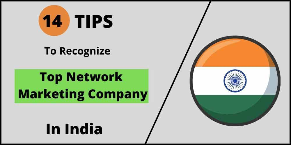 top network marketing company in India 2021