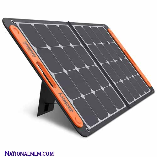 Jackery-SolarSaga-100W-Portable-Solar-Panel