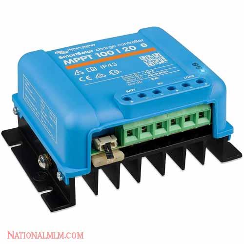 Victron Energy SmartSolar MPPT 100V 20 amp 12-24-Volt Solar