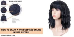 How to start a wig business online in just 6 steps
